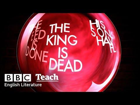 Macbeth - Plot   English Literature - Shakespeare Songs