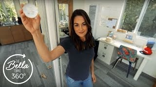 360° TOUR of The Bella Twins' office!