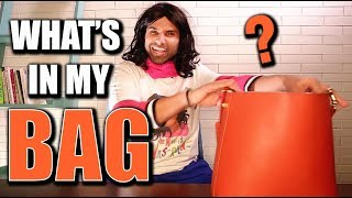 What's In My Bag? | Nasreen | Rahim Pardesi
