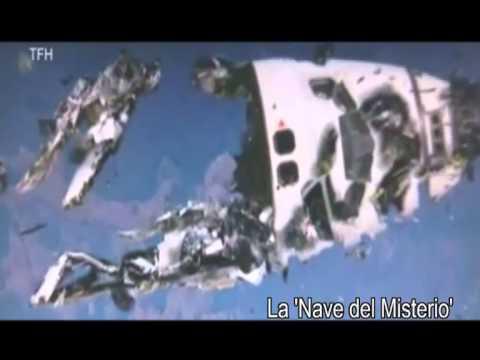 ¿El Transbordador Columbia fue destruido por ovnis?