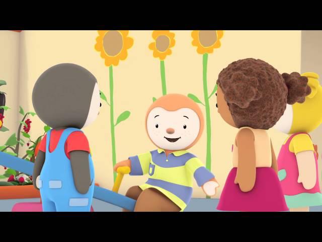 T'choupi à l'école - Un gentil ballon (EP.6)