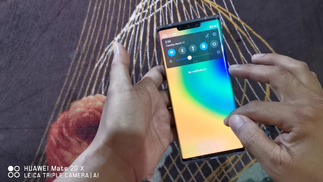Huawei pc portable