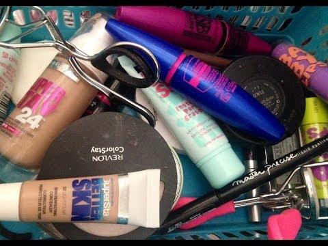 **Relaxing** Makeup Bag Rummaging Sounds ASMR