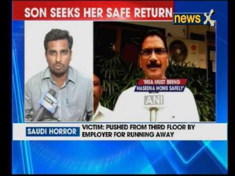 Hyderabad woman working in Saudi Arabia's Dammam claims murder attempt by employer