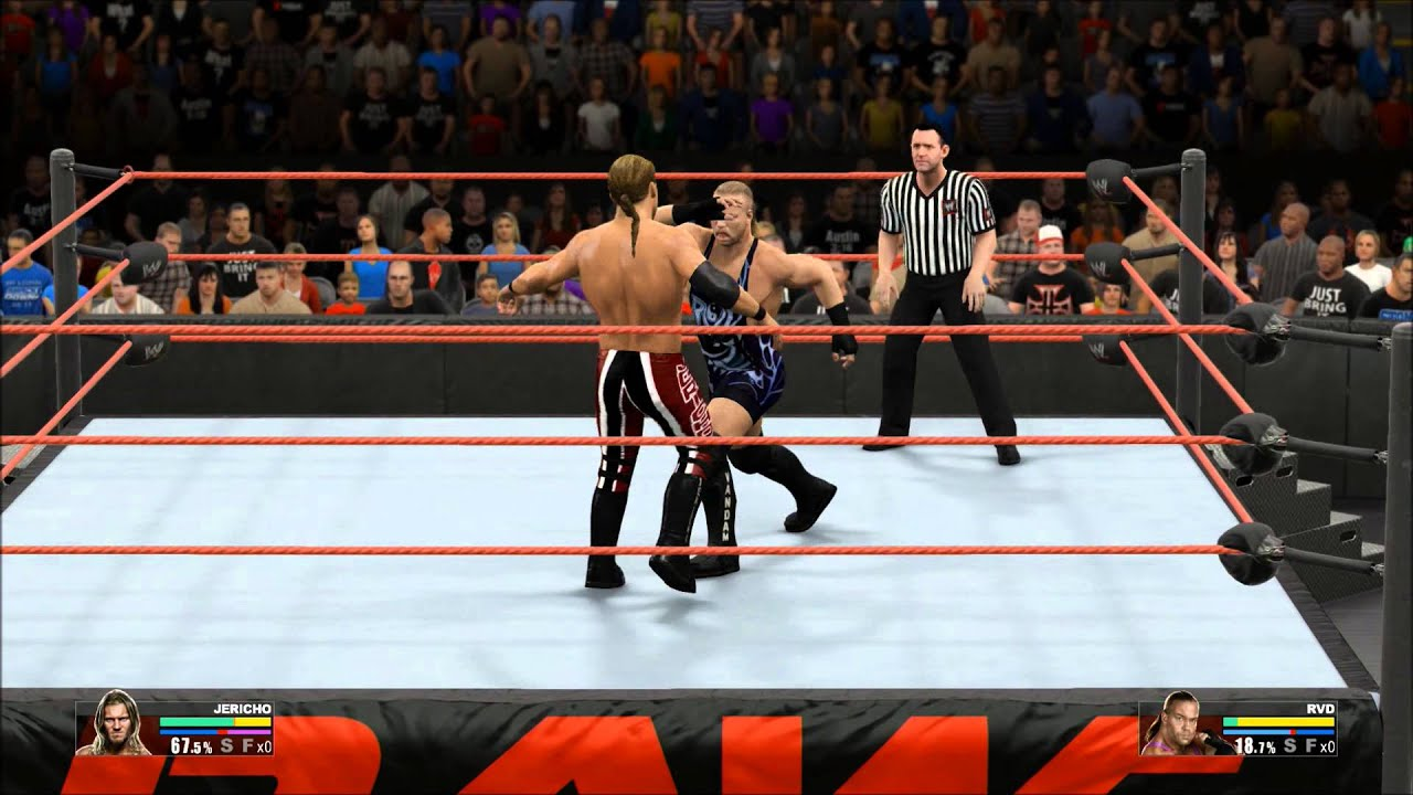For WWE 2k16 And Beyond, Let The Heels Be Heels