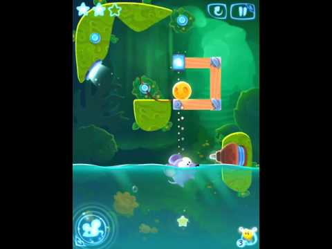 Cut the Rope Magic: Mystery Cave Level 4-16 3 Stars