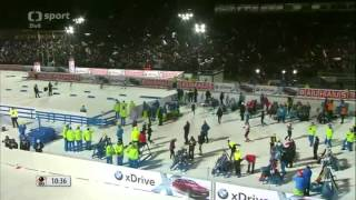 Biatlon  -  Závod klasických smíšených štafet Nové Město na Moravě 6 2 2015