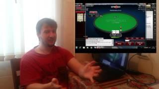 Покер Старс Урок 1 Турнир Spin & Go