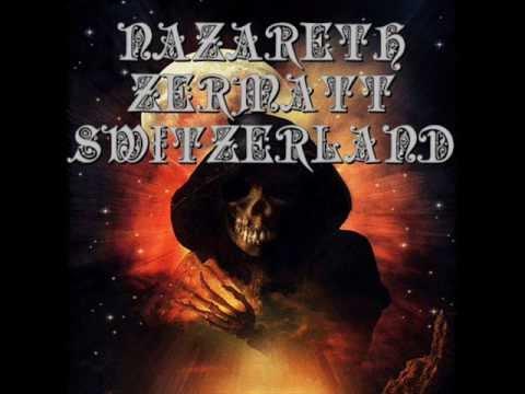 """NAZARETH  """" Zermatt Switzerland """" 2009"""