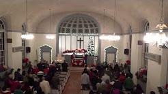Plainsboro Presbyterian Church Christmas Eve service 2013- Angels We Have Heard on High