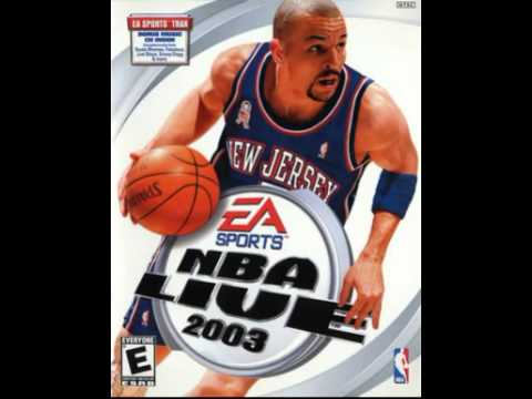 NBA LIVE 2003 Soundtrack - Angie Martinez - If I Could Go!
