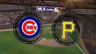 6/10/14: Rizzo plates three as Cubs beat Pirates, 7-3