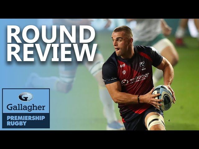 Round 19 Round-Up! | Teenage Tryscorers & Matavesi Magic! | Gallagher Premiership
