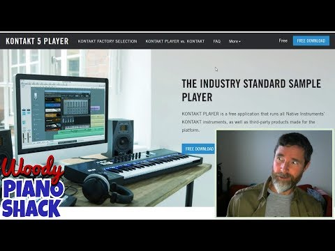 Kontakt 5 Player free download! - YouTube