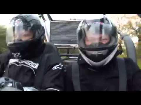 Kawasaki ninja Zx6r road legal buggy