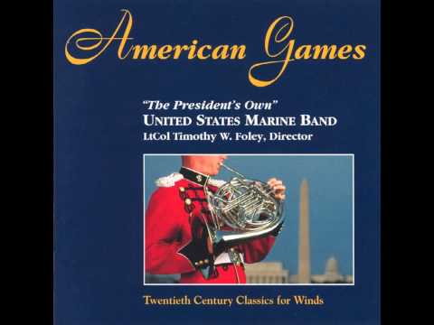 "MAW American Games - ""The President's Own"" U.S. Marine Band"