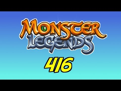 """Monster Legends - 416 - """"Limited Time Path Opens"""""""