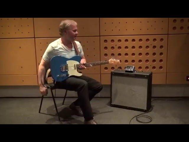Tri Avatar TA-1H Multi-Dimensional Chorus Demo by Ramon Goose
