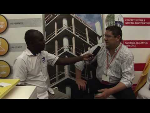 Chryso at The Totally Concrete Expo East Africa 2016