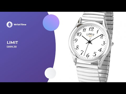Limit 5899.38 Woman's Watches Review & Features