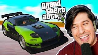 OVO JE NAJBOLJI DRIFT AUTO U IGRI!!! GTA 5 Zezancija