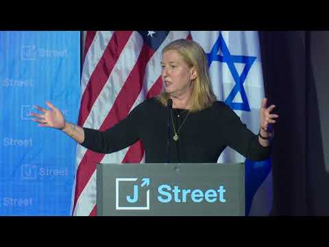 Keynote Address: Member of Knesset Tzipi Livni