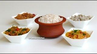 മനസ്സ് നിറഞ്ഞ് ചോറുണ്ണാൻ 2മിനിറ്റിൽ 4 വിഭവങ്ങൾ    Easy Side Dishes for Rice    Recipe : 156