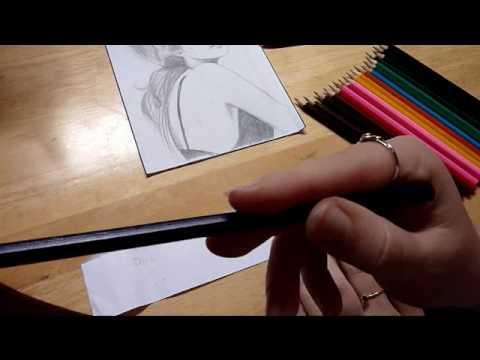 Kleurplaten Voor Volwassenen Tips.Kleur Tips Deel 1 Youtube