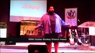 6 7 15 the 666th golden monkey wrench award skit life church of monroe
