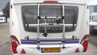 Caravan te koop: HOBBY DE LUXE 460 UFE MOVER