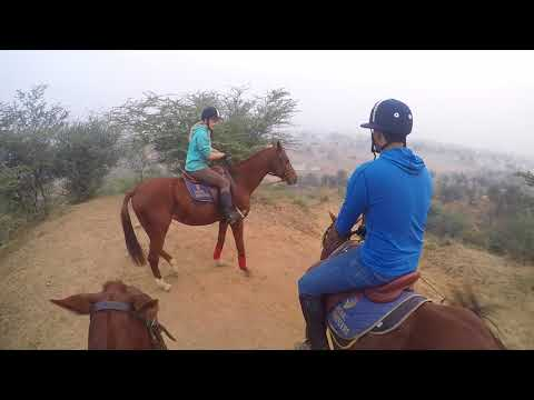 GPEC Signature Hack   horse riding FEAT. Nucleya Mashup