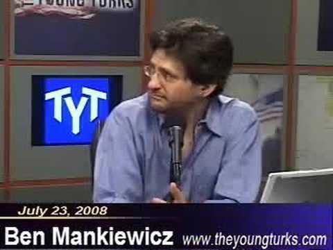 Big Congrats To Ben Mankiewicz - At The Movies