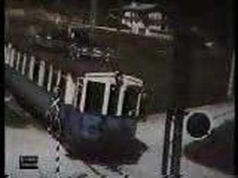 Il trenino di Borca di Cadore - ENI - Colonia Borca