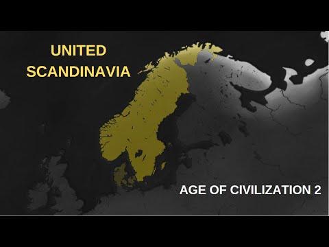 Age Of Civilization 2 - Let's form a United Scandinavia