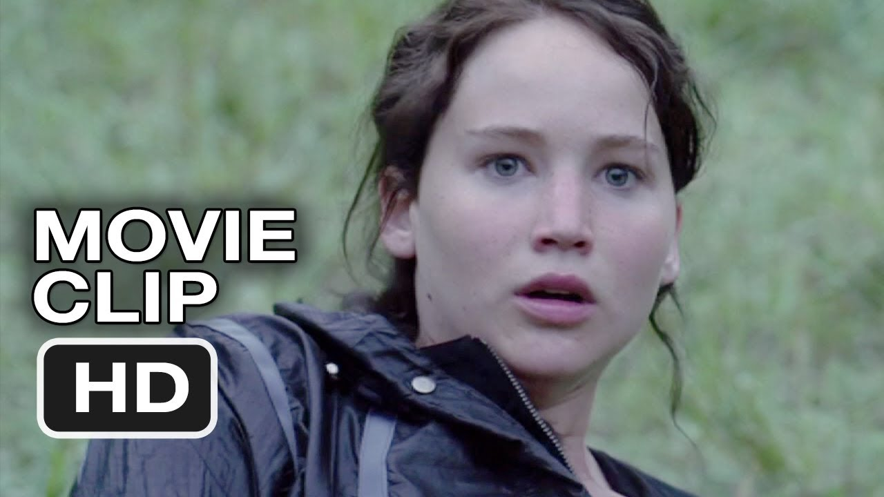 The Hunger Games #8 Movie CLIP - Cornucopia Bloodbath (2012) HD Movie