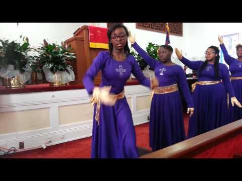 For your glory by tasha cobbs praise dance