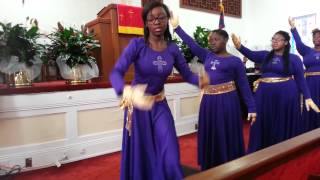 For your glory by tasha cobbs praise dance