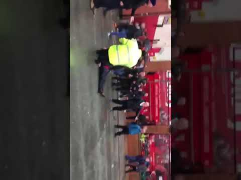 Liverpool Vs AS ROMA fan violence