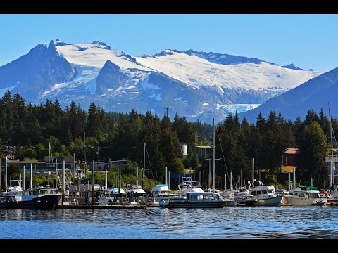 A Day in Juneau Alaska