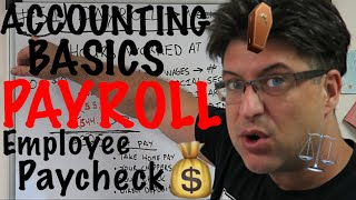 Accounting for Beginners #51 / Payroll / Employees Net Pay / Where do the Taxes Go? / Accounting 101