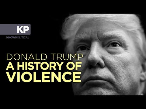 Donald Trump: A History of Violence