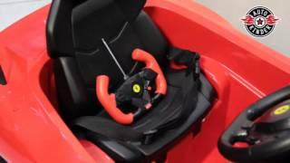 Купить  электромобиль Rastar Ferrari F12 на pushishki.ru