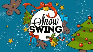 Snow Swing - Electro Swing Christmas Mix 2020 🎄 🎅 ❄️ 🍪