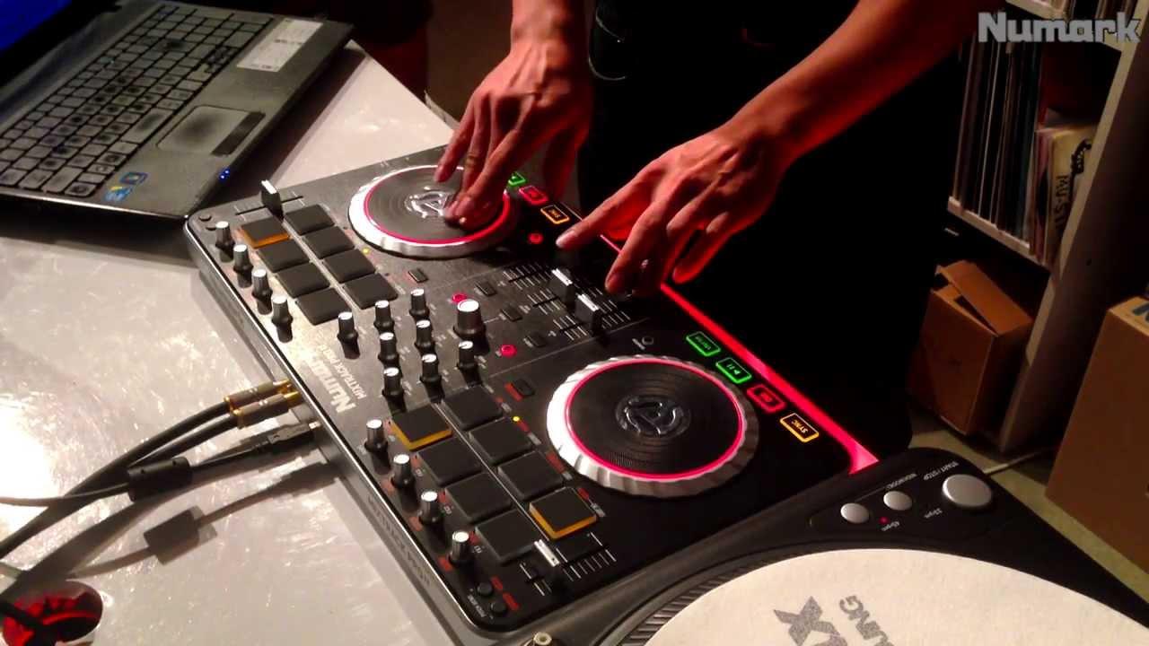 Numark Mixtrack Pro Ii : numark mixtrack pro ii meets dj toyoda style youtube ~ Hamham.info Haus und Dekorationen
