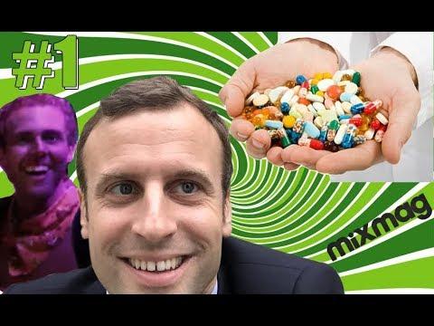 PEOPLE OF MIXMAG #1 - DRUG DISTRIBUTION