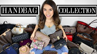 MY DESIGNER HANDBAG COLLECTION 2018!