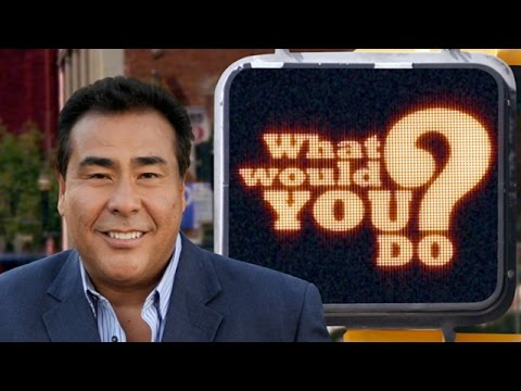 "The ABC TV show ""What Would You Do?"" is Immoral - YouTube"