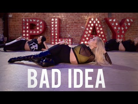 Ariana Grande - bad idea - Choreography by Marissa Heart
