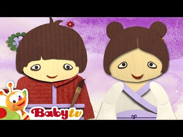 Autumn Leaves | Nursery Rhymes | BabyTV