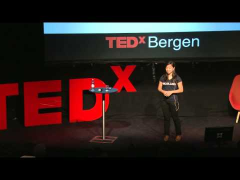 Taking a year on, not off: Jean Fan at TEDxBergen